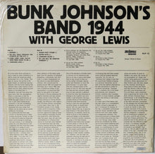 Bunk Johnson's Band with George Lewis