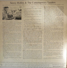 Sonny Rollins & The Contemporary Leaders - Friedman & Sons
