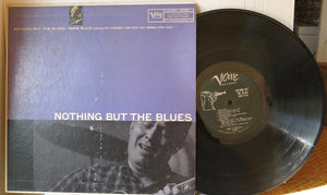 Herb Ellis - Nothing But The Blues featuring Roy Eldridge, Stan Getz, Ray Brown, Stan Levey - Verve