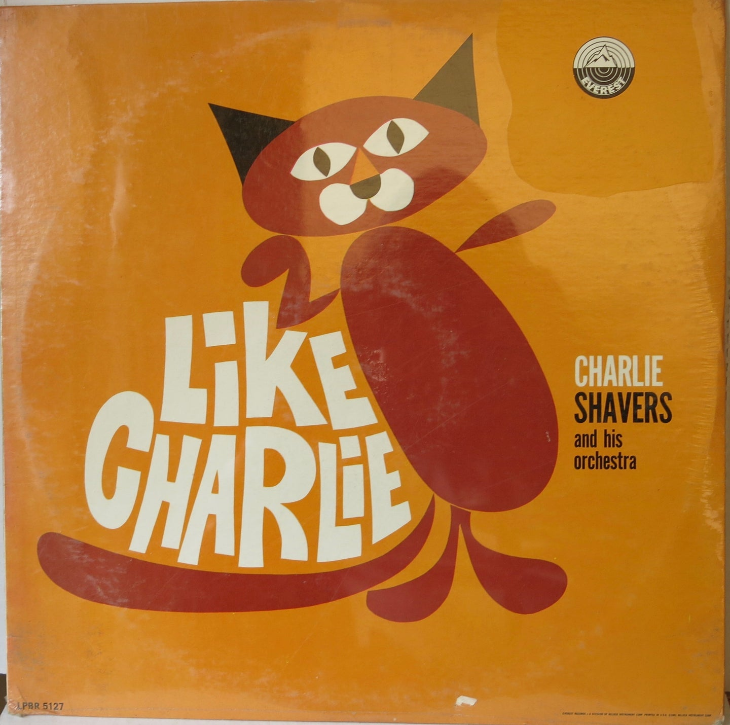 Charlie Shavers and His Orchestra - Like Charlie - Everest