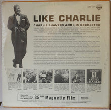 Charlie Shavers and His Orchestra - Like Charlie | Vinyl Record by Everest