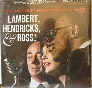 Lambert, Hendricks, & Ross - Columbia