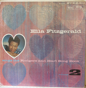 Ella Fitzgerald sings the Rodgers and Hart Song Book Volume 2 - Verve