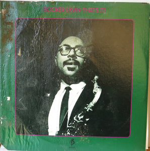 Booker Ervin ‎– That's It! - Barnaby