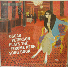 Oscar Peterson ‎– Oscar Peterson Plays The Jerome Kern Songbook - Verve