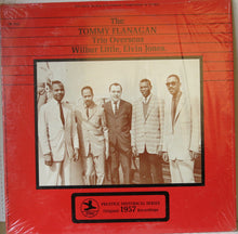 The Tommy Flanagan Trio Overseas with Wilbur Little and Elvin Jones - Prestige