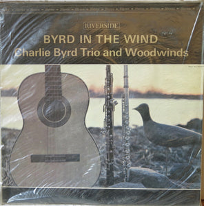 Charlie Byrd Trio And Woodwinds ‎– Byrd In The Wind - Riverside