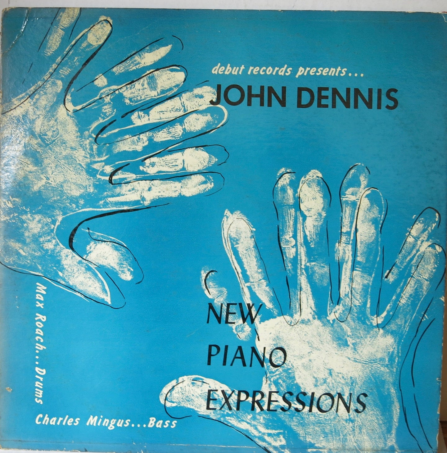 John Dennis ‎– New Piano Expressions - Debut