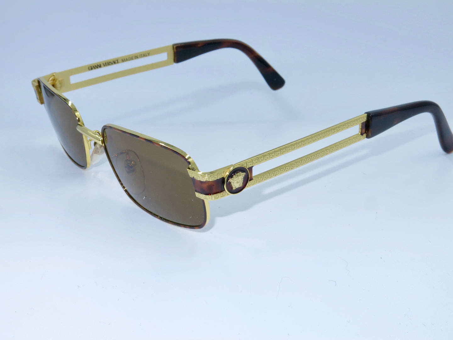 Versace Sunglasses S 39 Gold