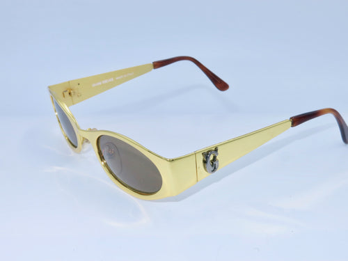 Versace Sunglasses S 99 Gold