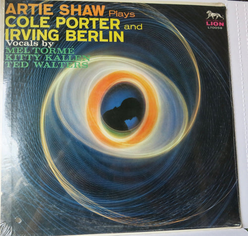 Artie Shaw And His Orchestra ‎– Artie Shaw Plays Cole Porter And Irving Berlin