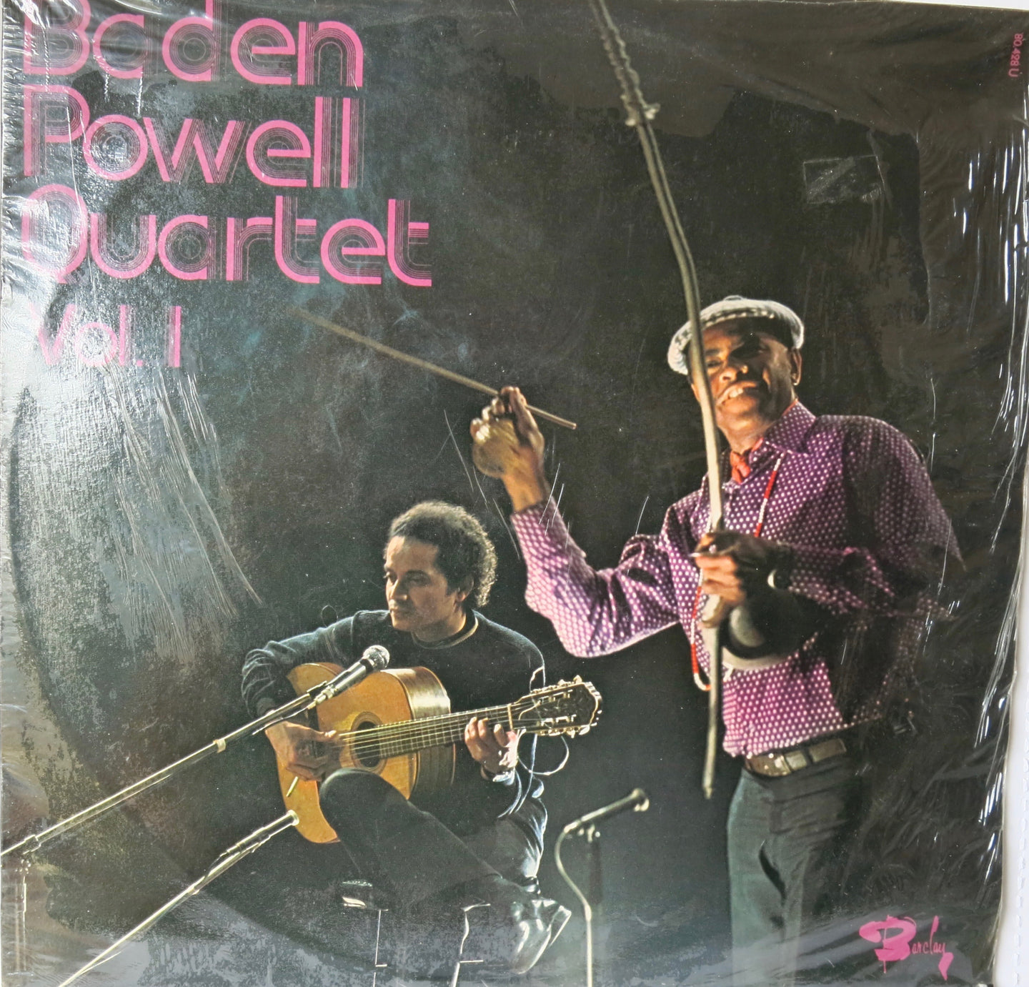 Baden Powell Quartet ‎– Vol. 1