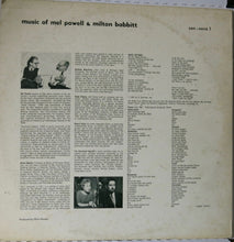 Mel Powell / Milton Babbitt ‎– Music Of Mel Powell & Milton Babbitt | Vinyl Record by Son Nova Records | Friedman & Sons