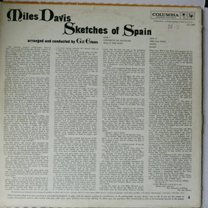 MIles Davis - Sketches of Spain | Vinyl Record by Columbia | Friedman & Sons