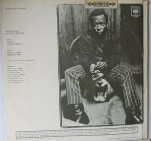 Miles Davis ‎– Miles In The Sky | Vinyl Record by CBS | Friedman & Sons
