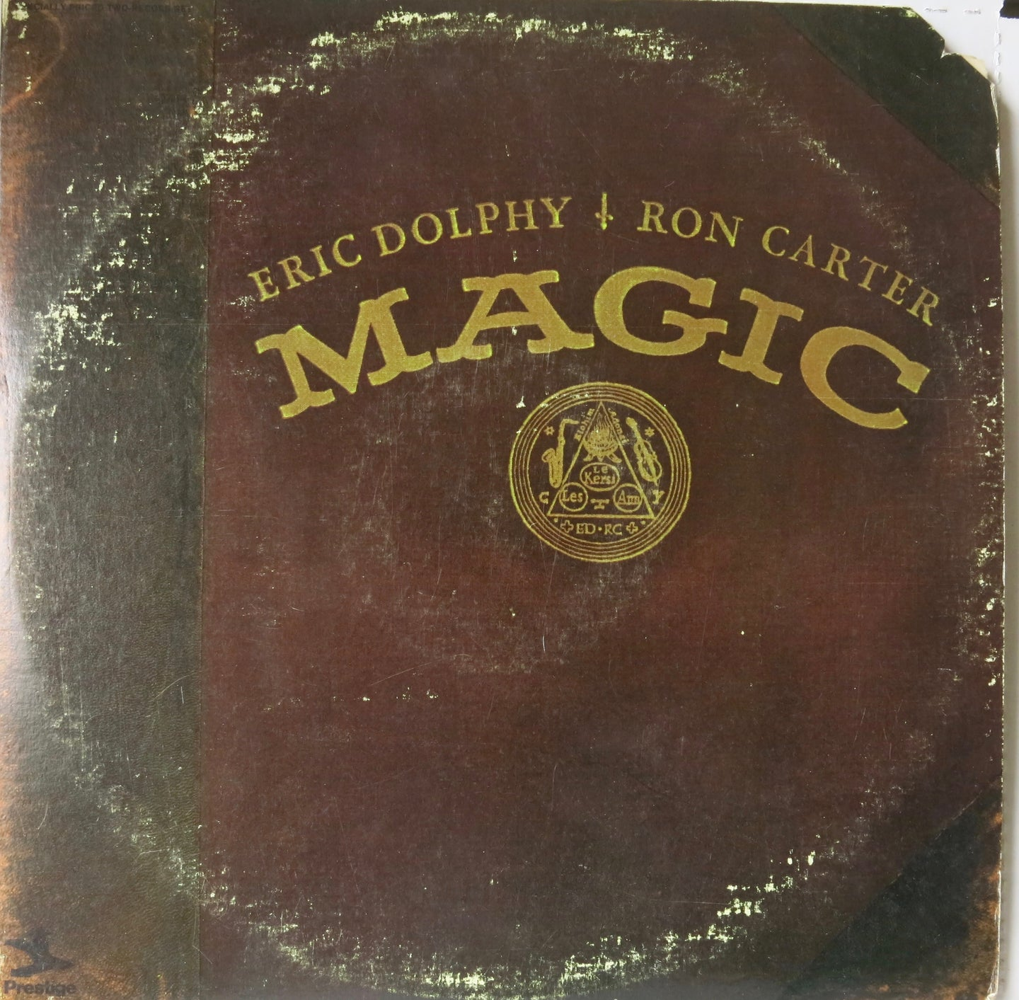 Eric Dolphy / Ron Carter ‎– Magic