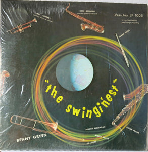 Benny Green ‎– The Swingin'est | Vinyl Record by Vee Jay Records