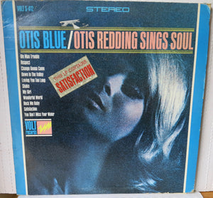 Otis Redding ‎– Otis Blue / Otis Redding Sings Soul | Vinyl Record by Volt | Friedman & Sons