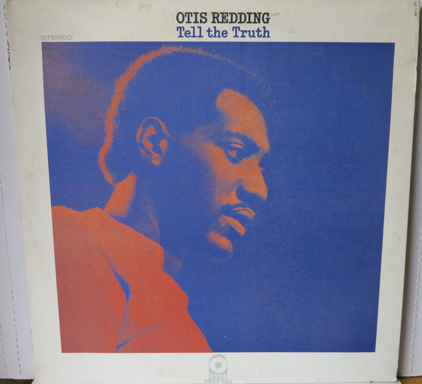 Otis Redding ‎– Tell The Truth | Vinyl Record by ATCO | Friedman & Sons