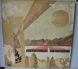 Stevie Wonder ‎– Innervisions | Vinyl Record by Motown | Friedman & Sons