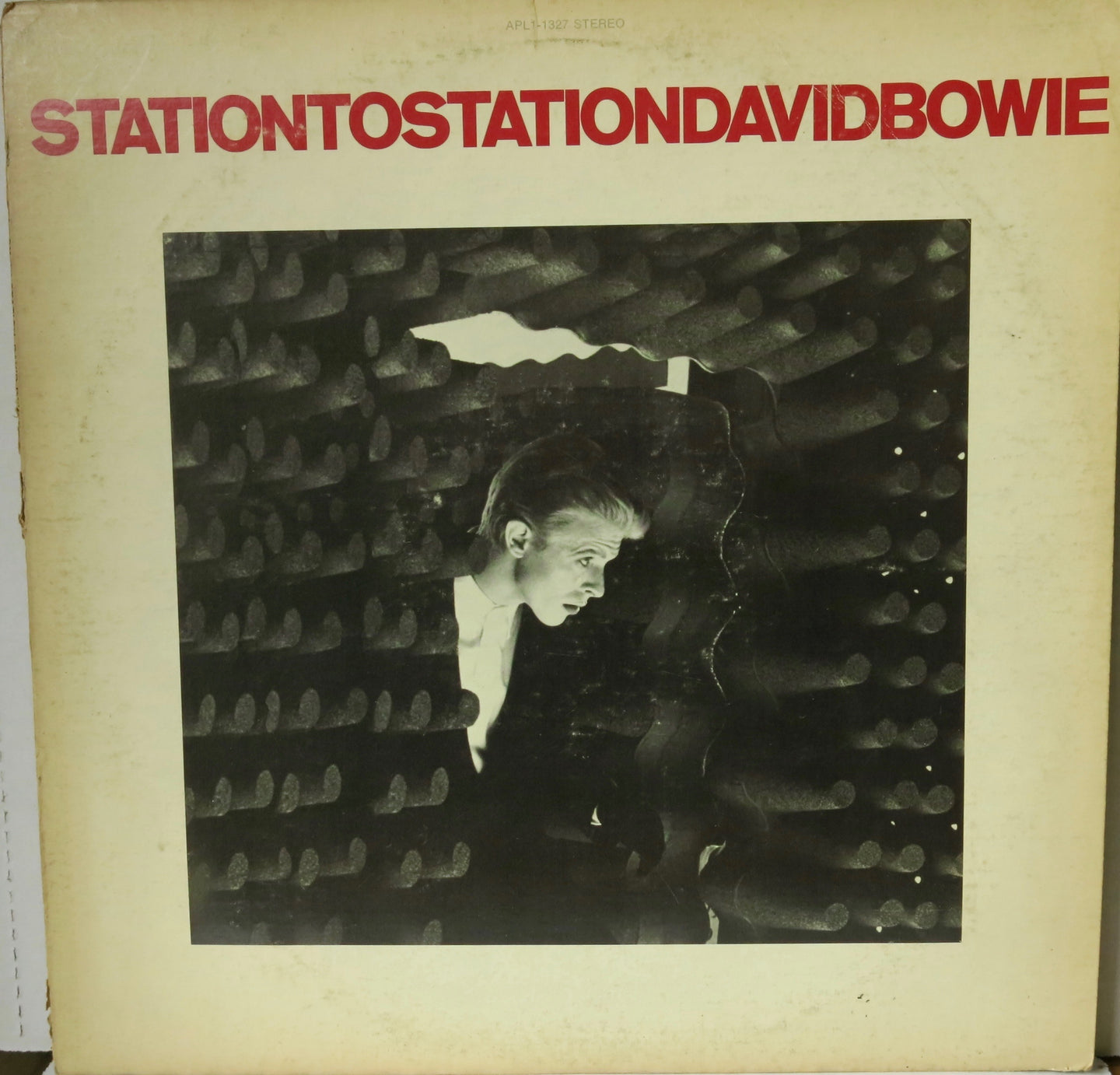 David Bowie ‎– Station To Station | Vinyl Record by RCA Victor | Friedman & Sons