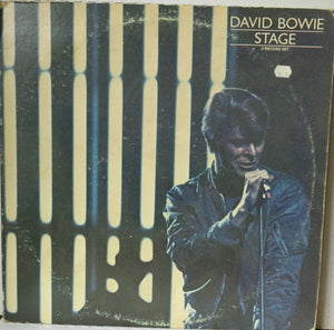 David Bowie ‎– Stage | Vinyl Record by RCA Victor | Friedman & Sons