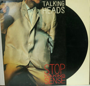 Talking Heads - Stop Making Sense | Vinyl Record by EMI | Friedman & Sons