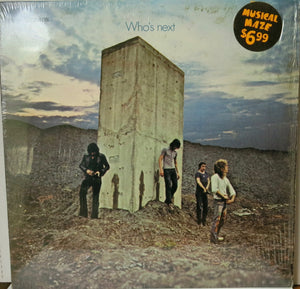 The Who ‎– Who's Next | Vinyl Record by Decca | Friedman & Sons