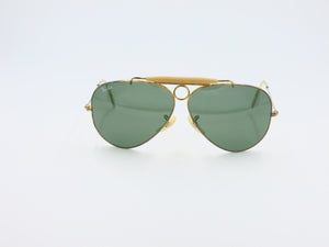 Ray-Ban Sunglasses RB 3138 Gold | Sunglasses by Ray Ban | Friedman & Sons