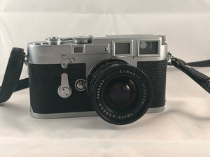 Leica M3 DS Double Stroke Rangefinder Chrome Camera - Leica