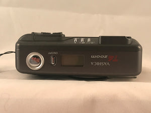 Kyocera Yashica T4 Zoom Point & Shoot 35mm Camera - Kyocera