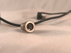 Leica Hot Shoe PC Sync Flash Cord Cable with M3 Adaptor - Leica