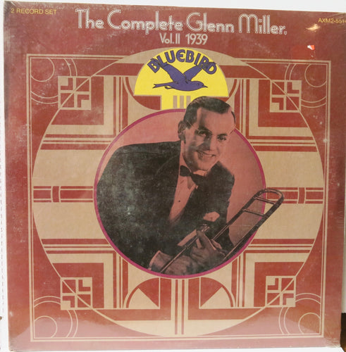 Glenn Miller And His Orchestra ‎– The Complete Glenn Miller 1939 Vol. II