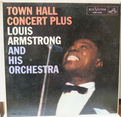 Louis Armstrong and His Orchestra - Town Hall Concert Plus