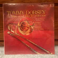 Tommy Dorsey ‎– A Man And His Trombone - Colpix