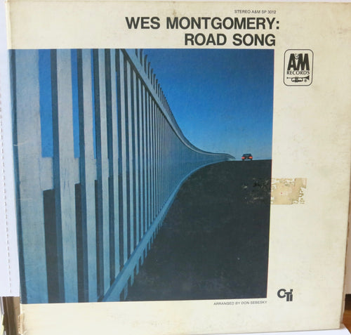 Wes Montgomery ‎– Road Song