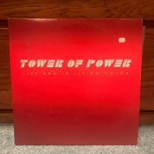 Tower of Power - Live and in living color - Warner Bros.