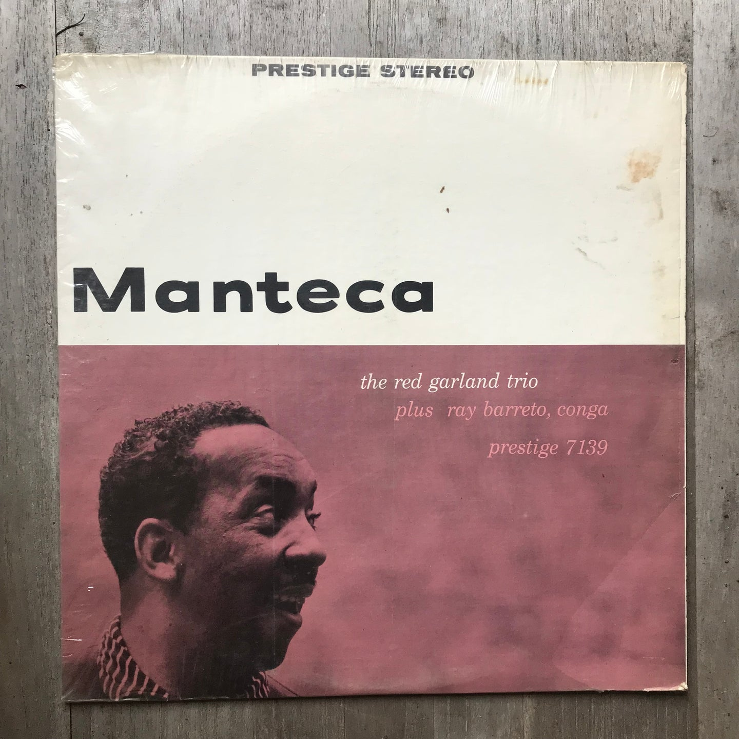 Red Garland Trio - Manteca - Prestige