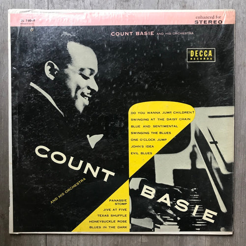 Count Basie And His Orchestra - Friedman & Sons
