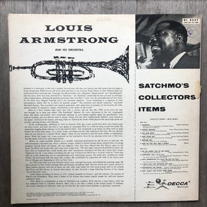 Satchmo's Collectors' Items - Decca