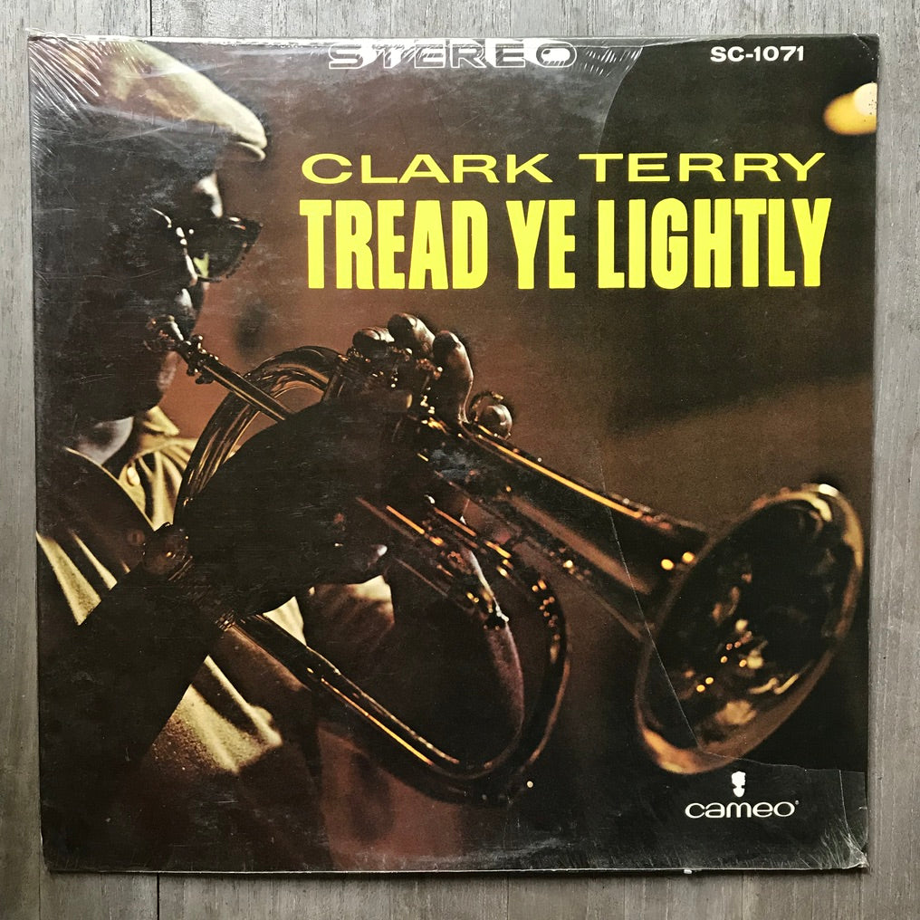 Clark Terry - Tread Ye Lightly - Friedman & Sons