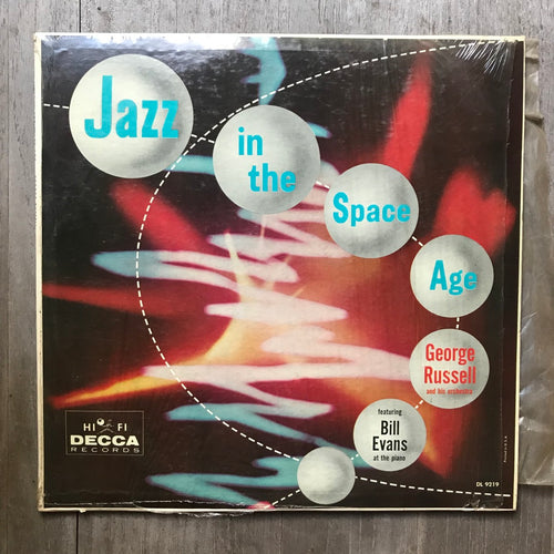 George Russell And His Orchestra Featuring Bill Evans ‎– Jazz In The Space Age - Friedman & Sons