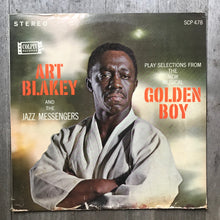 "Art Blakey & The Jazz Messengers ‎– Selections From ""Golden Boy"" - Colpix Records"