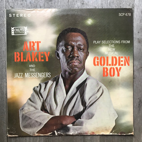 Art Blakey & The Jazz Messengers ‎– Selections From