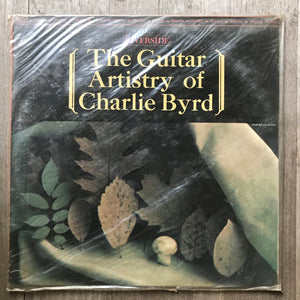 The Guitar Artistry of Charlie Byrd - Riverside