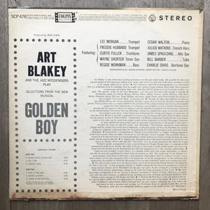 "Art Blakey & The Jazz Messengers ‎– Selections From ""Golden Boy"" 