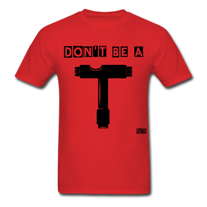 Men's T-Shirt - red