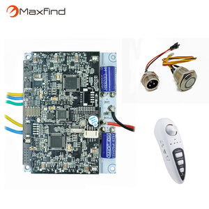 Maxfind 1000W Dual Motor with Remote DIY Motor Kit for Electric Longboard