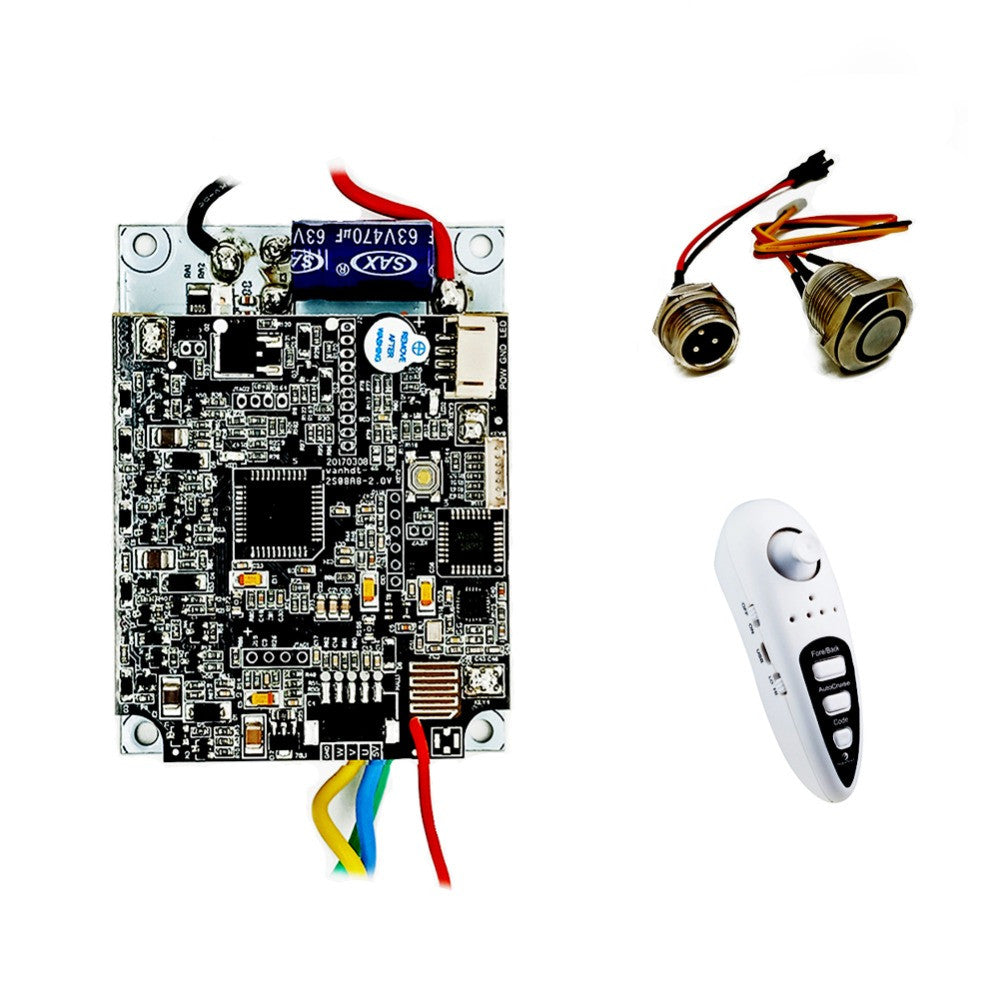 Maxfind DIY Control Board (Single Drive) with Remote
