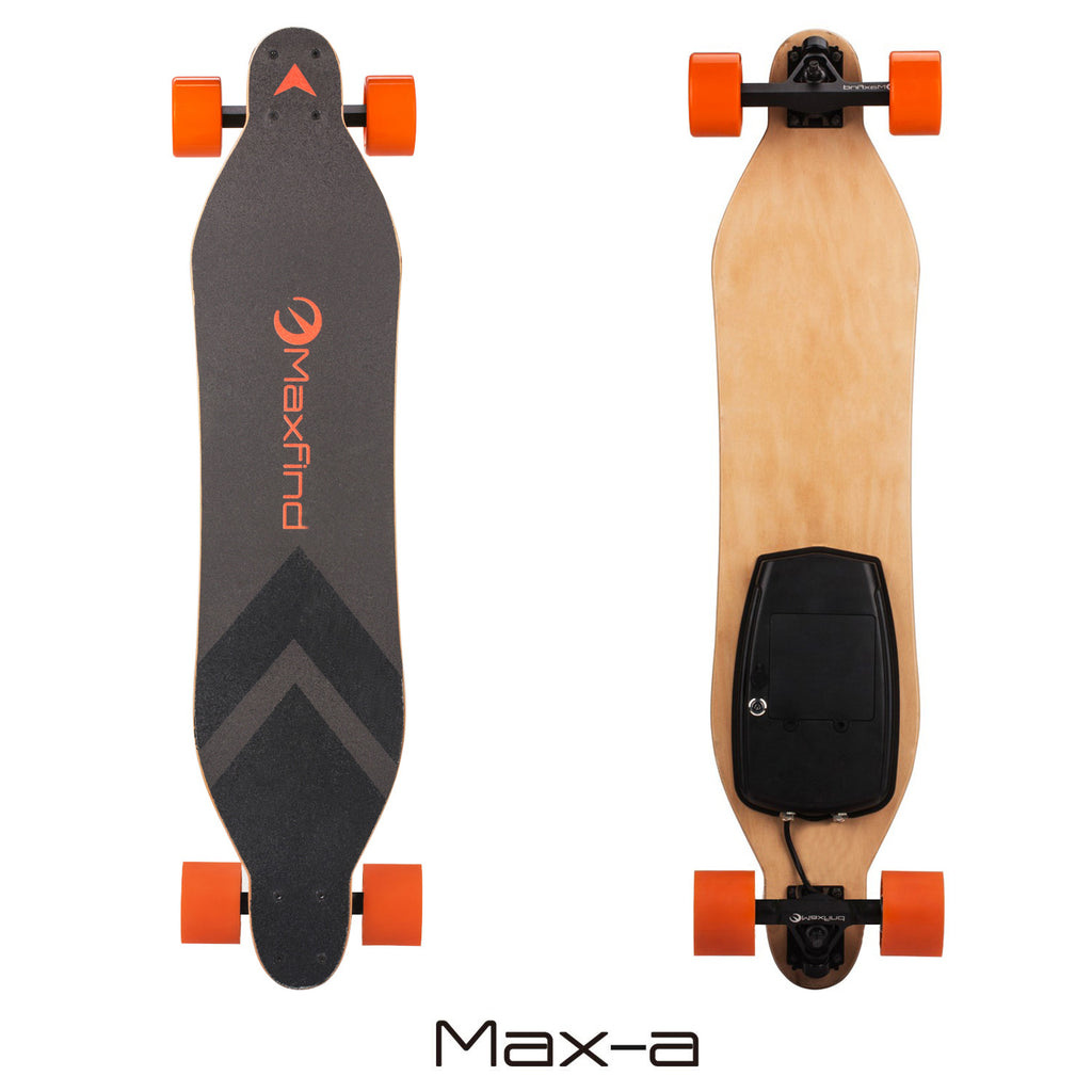 "Max A - 38"" Electric Longboard"